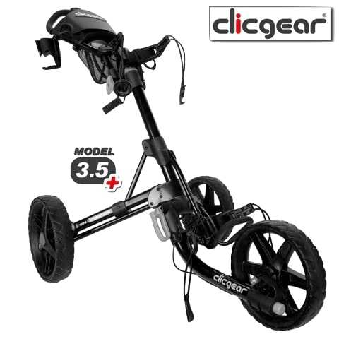 ClicGear Trolley 3.5+ Black / Schwarz