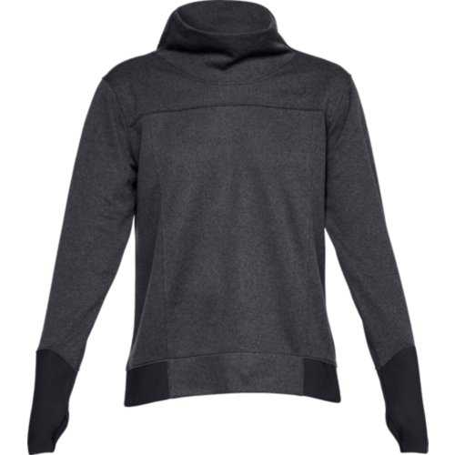Under Armour Storm Sweater Fleece Pullover Damen schwarz
