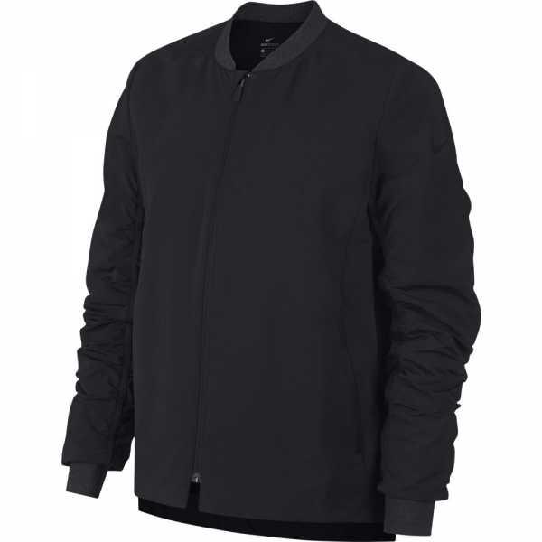 Nike Shield Jacke Damen schwarz