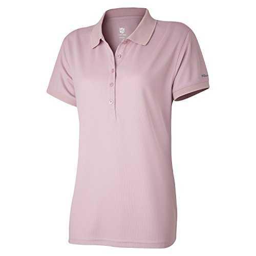 a90c32a410c56a Wilson Staff Authentic Polo Damen pink jetzt günstig online kaufen!