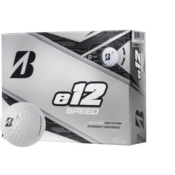 Bridgestone e12 Speed Golfbälle 12Stk.