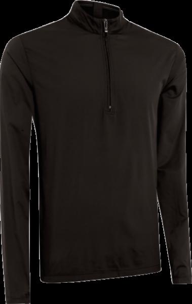 Ashworth Performance Wind Half-Zip Pullover schwarz