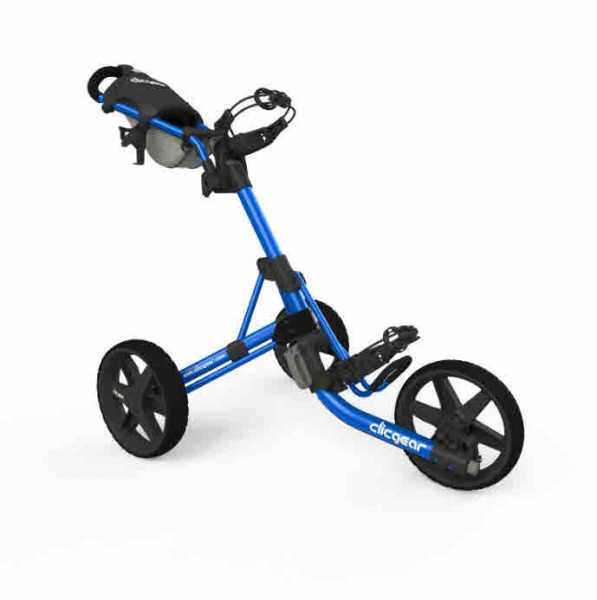 ClicGear Trolley 3.5+ blau/schwarz