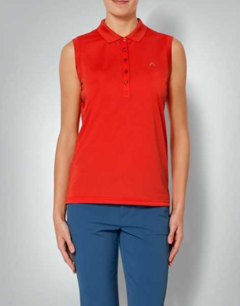 Alberto SHARRY Cooler Poloshirt Damen orange