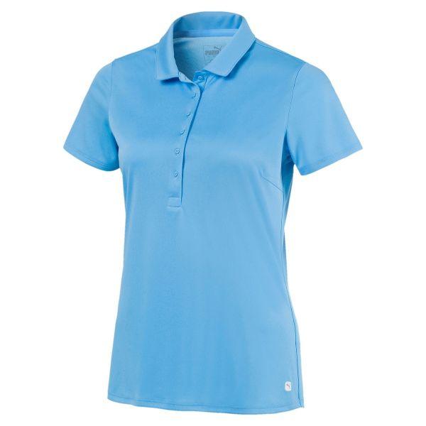 Puma Rotation Polo Damen blau