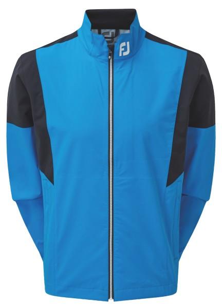 Footjoy HLv2 Rain Jacket Herren blau/schwarz