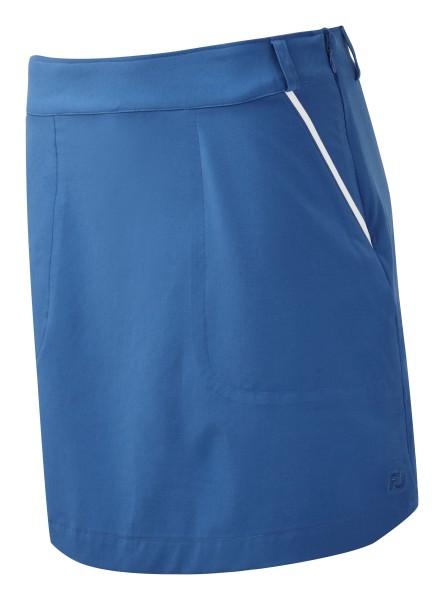 Footjoy Golfleisure Lightweight Woven Skort Damen blau