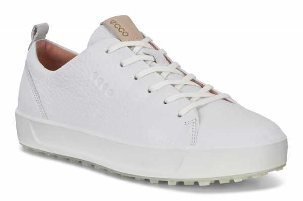 Ecco Golf Soft Brigth Schuh Damen Weiß