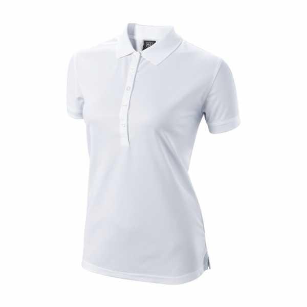 Wilson Authentic Polo Damen weiß