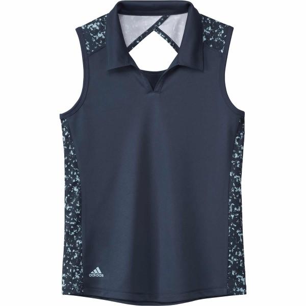 adidas Printed sleeveless Polo Mädchen