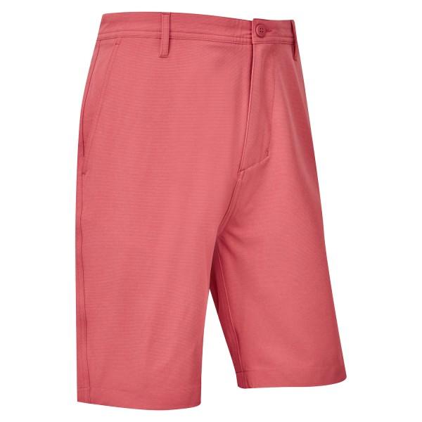 Footjoy Broken Stripe Shorts Herren rot