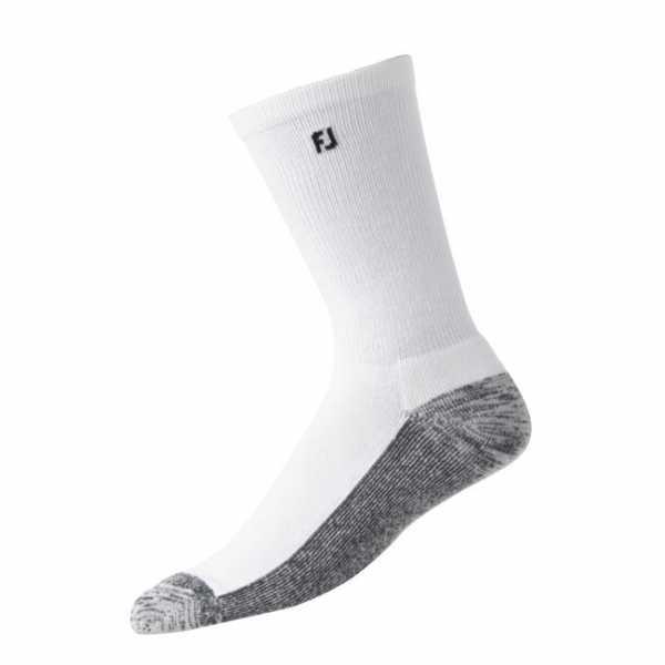 Footjoy ProDry Crew Socken lang Herren weiß