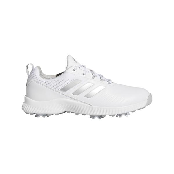 adidas Response Bounce 2 Golfschuh Damen weiß/silber