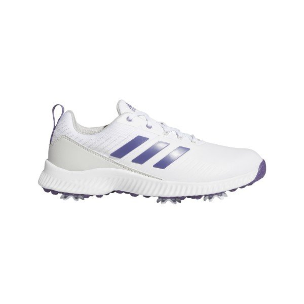 adidas Response Bounce 2 Golfschuh Damen weiß/lila