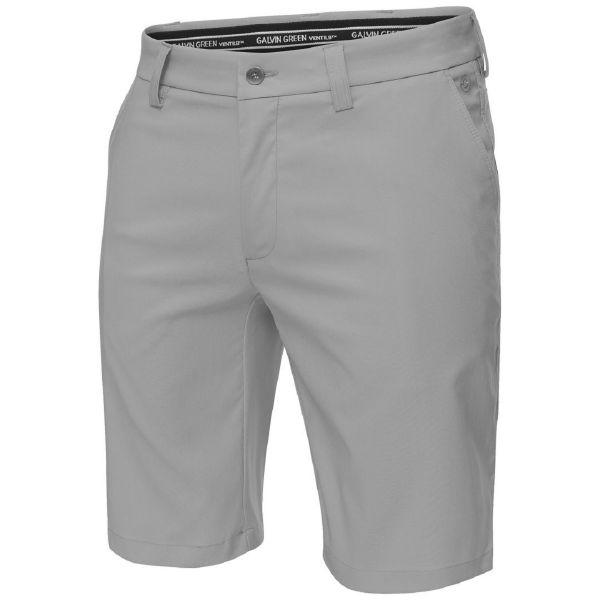 Galvin Green PAOLO Ventil8 Plus Shorts Herren grau