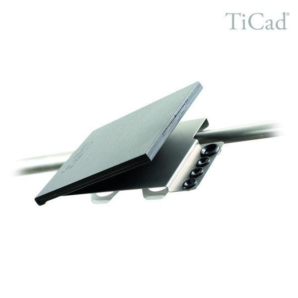 TiCad Scorekartenhalter aus Titan