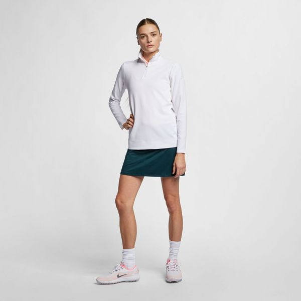Nike Dry-Fit Golf Jacke Damen weiß