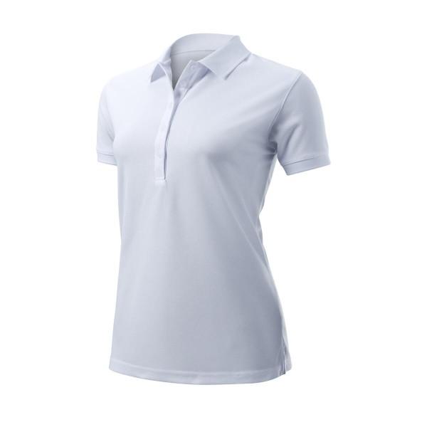 Wilson Staff Authentic Polo Damen weiß