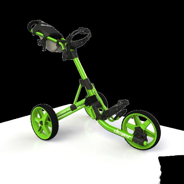 ClicGear Trolley 3.5+ grün/grün