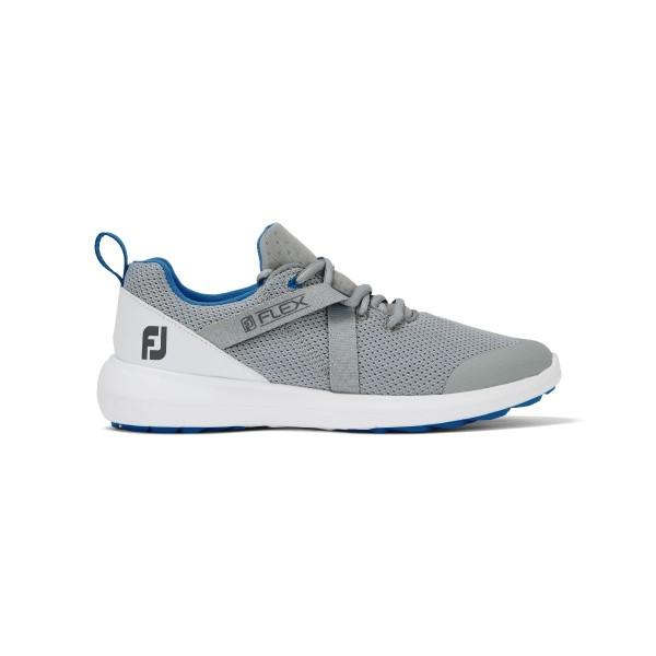 Footjoy Flex Golfschuh Damen grau/blau