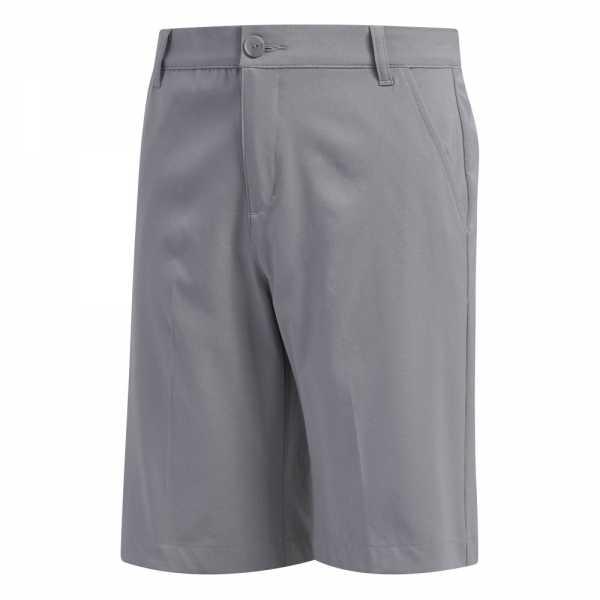 adidas Solid Golf Short Jungen grau