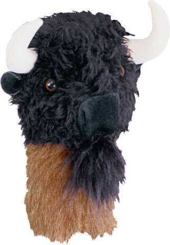 Daphne's Driver- & Fairway Headcover / Schlägerhaube Büffel