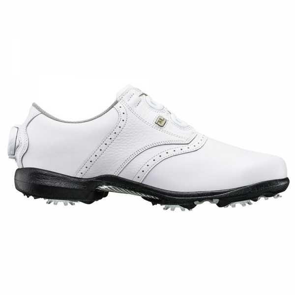 Footjoy DryJoys BOA Damen Schuh weiß