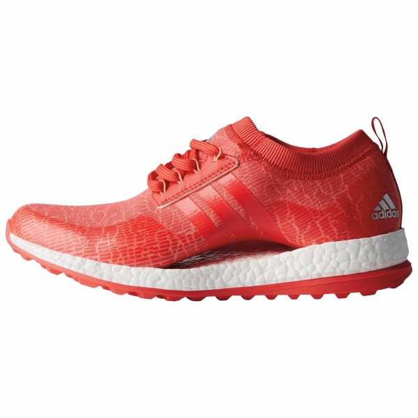 adidas pureboost Schuh Damen rot