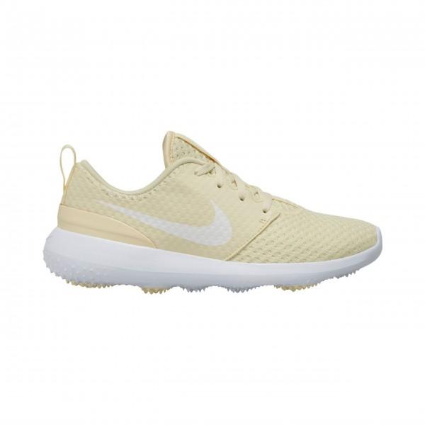 Nike Roshe G Schuh Damen gelb