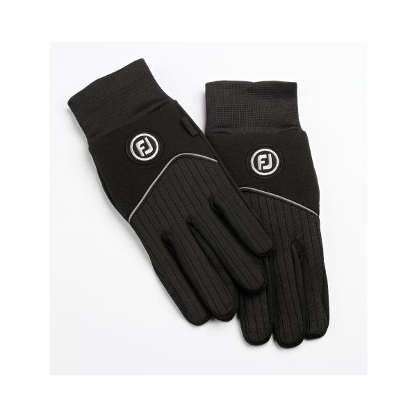 Footjoy WinterSof Herrenhandschuh Paar schwarz