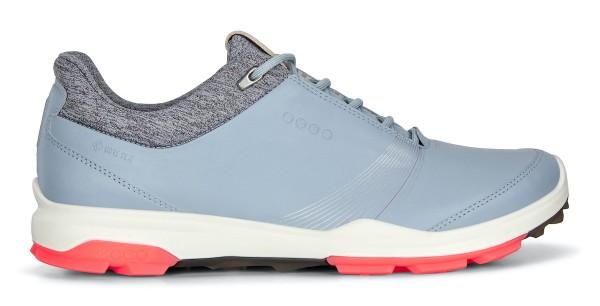 Ecco Golf Biom Hybrid 3 Golfschuhe Damen hellblau