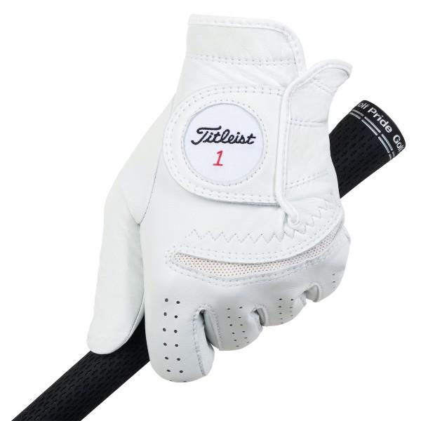 Titleist Perma Soft Handschuh Damen weiß