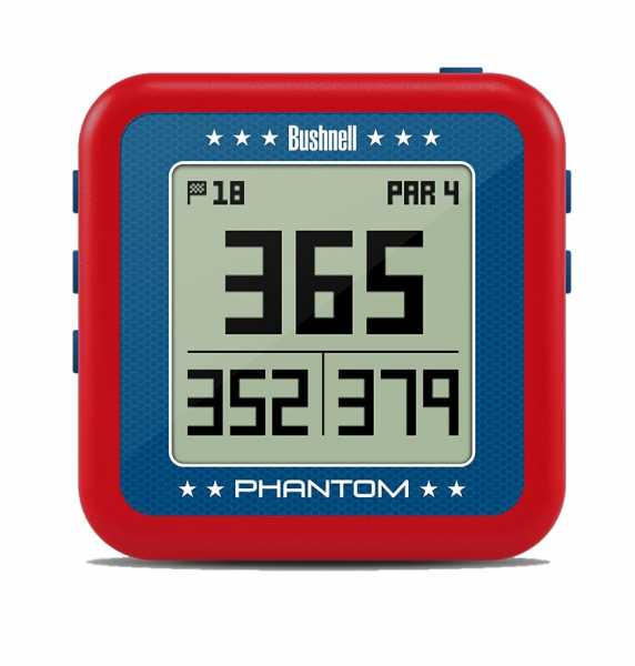 Bushnell Neo Phantom GPS Entfernungsmesser