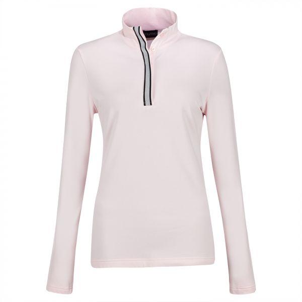 Golfino Silver Touch UV Pullover Damen rosa