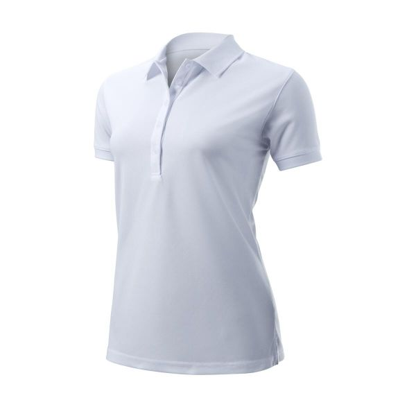 Wilson Staff Authentic Polo Damen weiß