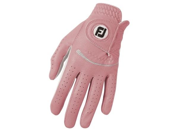 Footjoy Spectrum Damenhandschuh pearl/pink