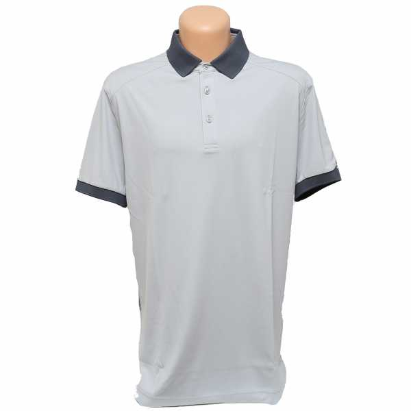 J. Lindeberg Dennis Reg TX Jersey + Polo Herren grau