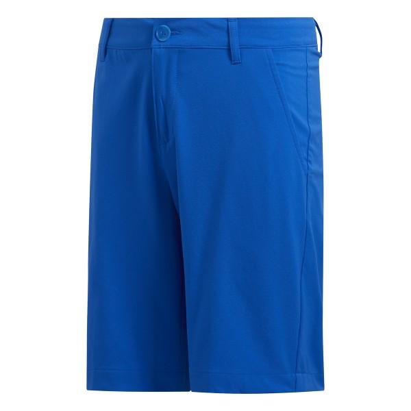 adidas Solid Golf Short Jungen blau