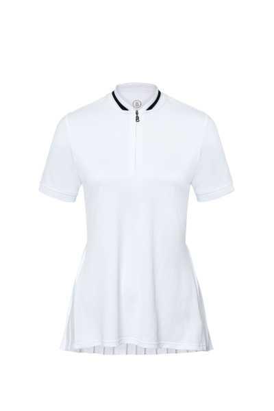 Bogner CADY Polo Damen weiß