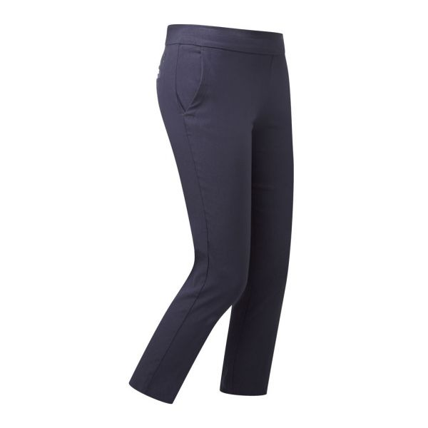 Footjoy Twill Cropped Capri Hose Damen navy