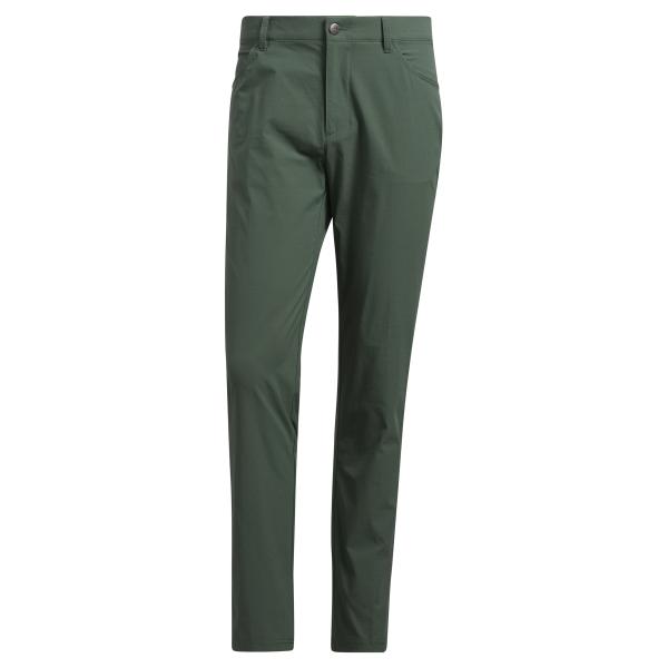 adidas GoTo Five Pocket Golfhose Herren grün