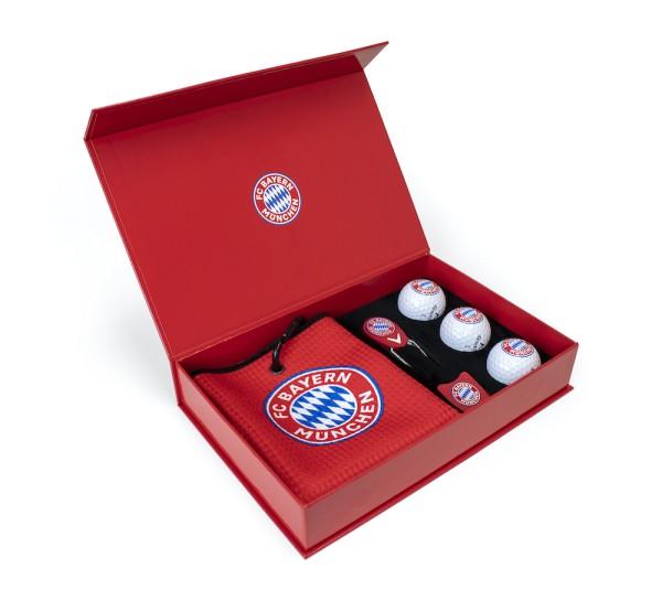 """Callaway Geschenkbox """"FC Bayern München""""  - Premium"""