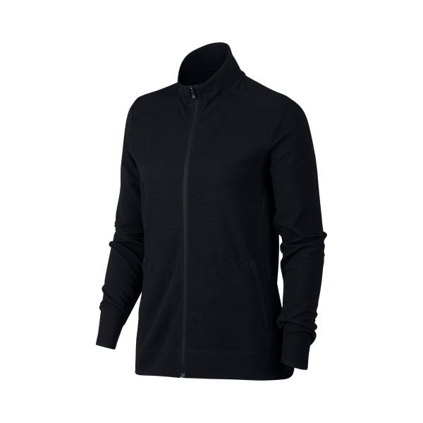 Nike Dry-Fit Golf Jacke Damen schwarz