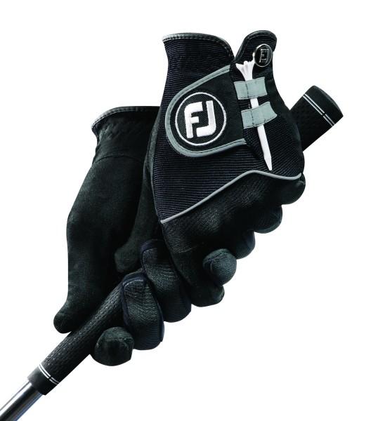 Footjoy RainGrip Handschuh Paar Herren schwarz