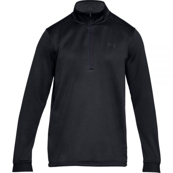 Under Armour Fleece Pullover 1/-Zip Herren schwarz