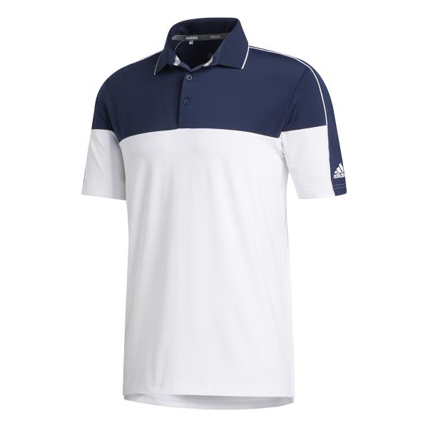 adidas Ultimate365 Polo Herren navy/weiß
