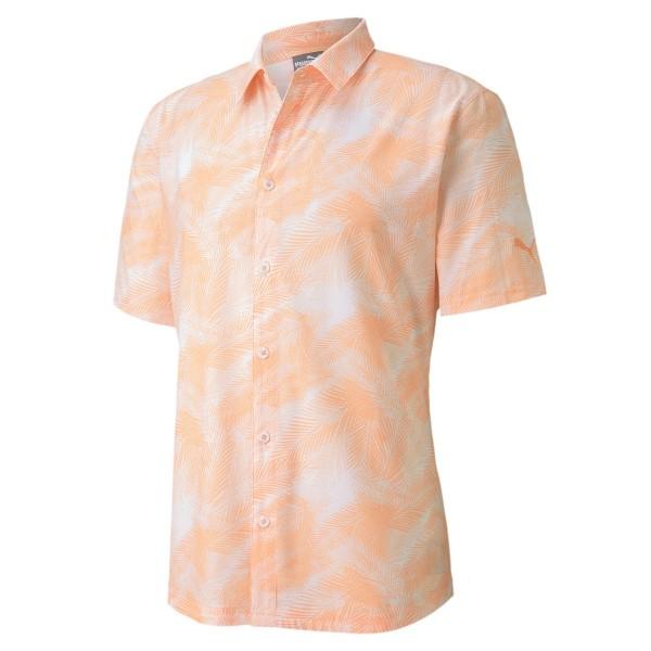 Puma Palms Shirt Herren rosa