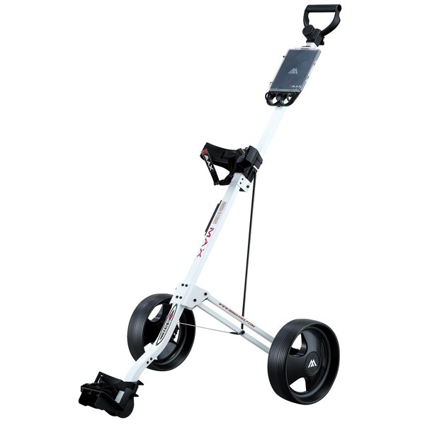 Big Max Basic Golf Trolley weiß