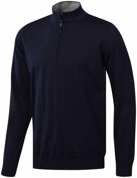 adidas Adipure Refined Halfzip Pullover Herren navy