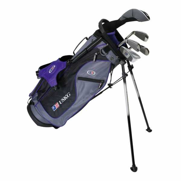 U.S. Kids Golf Ultralight-54 / 5-Schläger Standbag Set